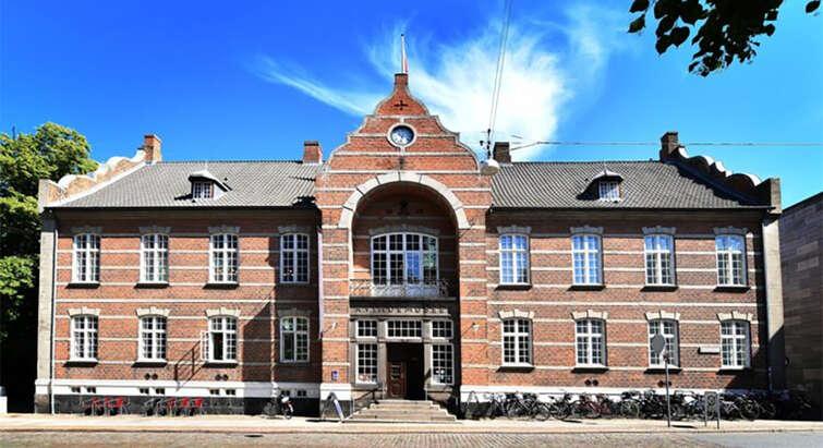 Kvindemuseets bygning i Aarhus